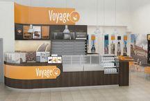 Design interior – Cafeneaua Voyage Cafe, Sibiu