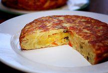 Comida / Food from Spain