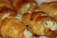 Ricette - Cornetti (pesce)