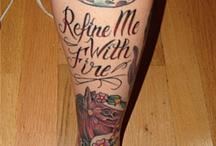 tattoos / by Deborah Quick