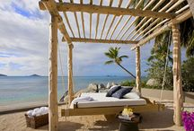 Destination Weddings / These properties offer luxurious, unforgettable experiences. For more fun ideas from REAL couples, check out Triple B's exotic honeymoon post: http://bit.ly/IQp9qX / by Black Bridal Bliss