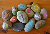 story stones / by Amy Louis