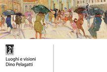 Dino Pelagatti / Pittore