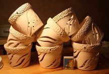 Orchid pots/ clay