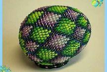 Beads - Eggs