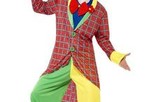 Clown and Circus / Bring out your funny side in our range of Clown and Circus Costume's.
