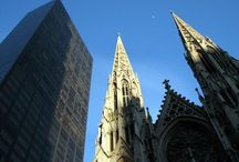 New York Buildings / A collection of all the famous buildinds in New York City that you must visit