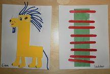 "Letter ""L"" Crafts / by Vicky Engdahl"