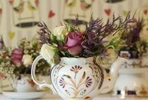 teaparty flowers