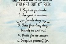 Daily affirmations and quotes