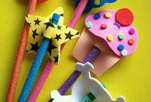 Kreativne krabicky - machova guma