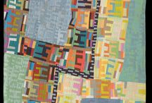 quilts - very like  going beyond nancy crow class#6 - using a motif