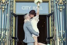 Courthouse wedding / by Therisha Kimmel