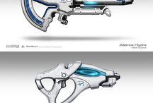 referencias: armas de fuego