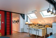 Cuisines / Les espaces cuisine avec les plafonds tendus EXTENZO®