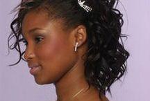 Coiffures africaines / Découvrez la beauté africaine avec la richesse de mille coiffures !