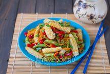 Морепродукты / Фотографии рецептов блюд из морепродуктов с сайта IamCOOK.RU