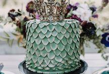 Queen of Dragon Cake