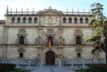 Alcalá de Henares, Madrid,....precioso lugar para vivir!!!!