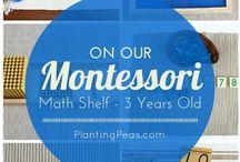 Montessori 3 lata
