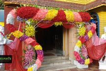 Flower Decorations for any Event
