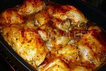 kurczak w różnej postaci