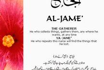 99 names of Allah 2