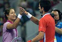 Tennis / Partageons notre passion pour le Tennis. Roland Garros, Us Open, Wimbledon et l'Open d'Australie sont traités sur http://wallabet.fr/tennis/