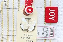 Wonderful Tags / by Maria