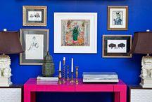 Work, Work, Work / Work space and office ideas! / by Malinda Nevitt