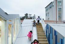 Kid Spaces / Çocuk Mekanları