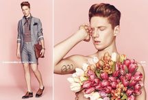 _editorial treasures . male fashion world_