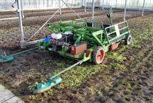 Tuinbouw / Tuinbouwmachines