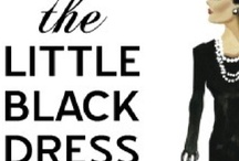 THE SOCIALITE'S LITTLE BLACK DRESS™ / Its all about the L.B.D .... The Little black dress  A timeless classic .... pin to the board ... that little black dress or anything associated to the LBD   ...along with heels or flats ....