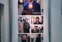 Exposition Humans of Paris / Cette exposition propose le regard d'un jeune Parisien, Marco Hazan, passionné de photographie et co-fondateur de Humans of Paris.