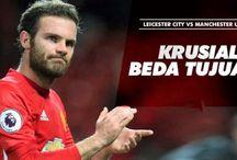 Prediksi Leicester City vs Manchester United