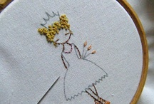 Embroider  / by Janna Smith