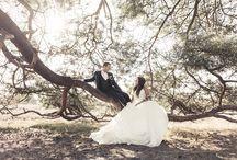 Wedding photography / Wedding, bride, groom, romantic, love, photography, photo, inspiration, www.riannevansoest.nl
