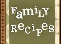 scrapbook cookbook ideas / by Lori Boos