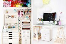 Craft Room / by Melissa Parker