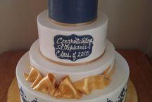 Graduation Cakes & Desserts   The Chocolate Rose