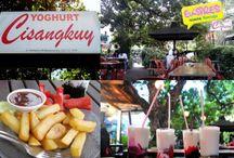 8 Tempat Makan Asik di Bandung