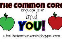 Common core / by Jennifer Rinehimer