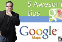 Google Maps / Interesting and helpful tips about using Google Maps.