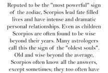 Horoscope ♏️