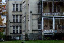 Abandon Prisons/Hospitals/Cemeteries