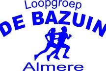 """Loopgroep De Bazuin / Loopgroep """"DE BAZUIN"""" is een gezellige loopgroep. De start en finish is bij sportschool """"Happy Fitness"""" in Muziekwijk. Loopgroep """"DE BAZUIN"""" is er voor sporters van elk niveau, die door hardlopen in beweging willen blijven. Iedereen, die willen bewegen, jong of oud, zijn welkom. Ook (startende) sporters, die zijn of haar conditie op peil willen blijven d.m.v. hardlopen, zijn van harte welkom. Zie voor meer info de website"""