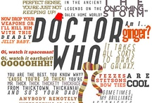 Doctor Who stuff / by Mary K
