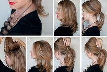 Hair Tutorials / Hair Tutorials