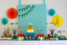 Kids Birthday Party ideas / by Hip Baby Canada